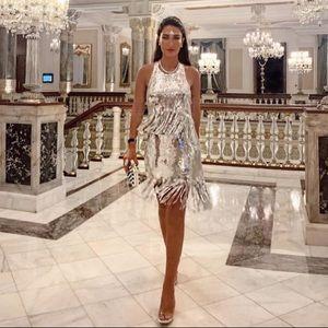 NWT Zara Limited Edition Sequin Dress